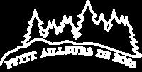 logo forêt petit ailleurs de bois